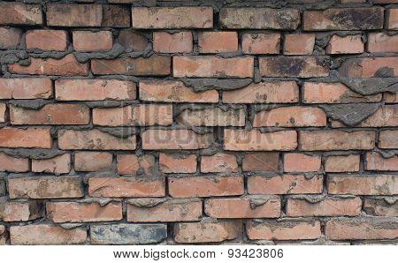 Dirty Brick Wall Rough Masonry Stone Texture