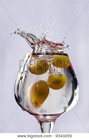 Grapes Splash