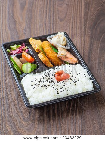 Japanese lunch box, Bento