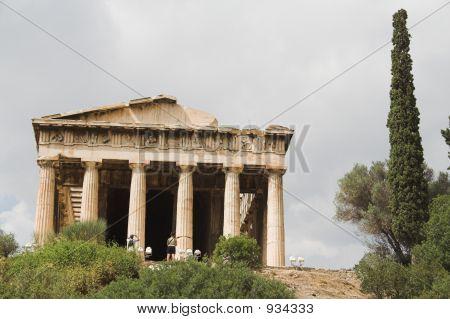 Hephaisteion Temple
