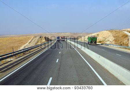 Morocco Highway