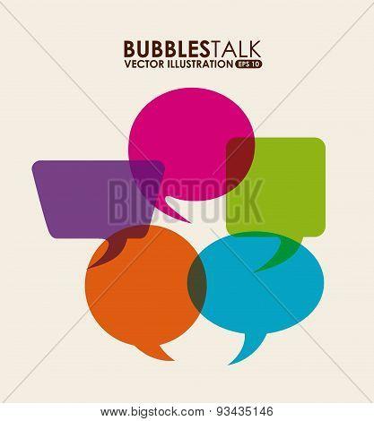 bubbles talk