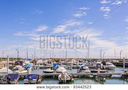 Port For Small Pleasure Boats
