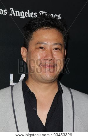 LOS ANGELES - JUN 12:  Timo Chen at the