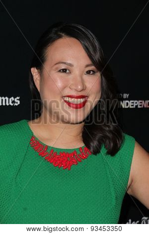 LOS ANGELES - JUN 12:  Emily Ting at the