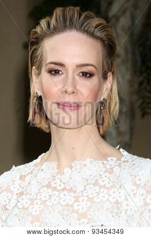 LOS ANGELES - JUN 11:  Sarah Paulson at the