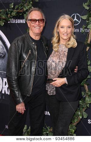 LOS ANGELES - JUN 9:  Peter Fonda at the
