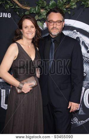 LOS ANGELES - JUN 9:  Colin Trevorrow at the