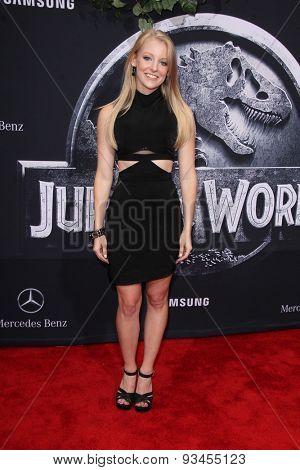 LOS ANGELES - JUN 9:  Kelly Washington at the