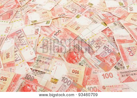 One hundred Hong Kong Dollar