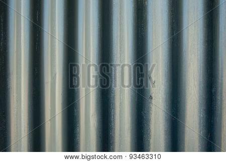 old galvanized tin sheet