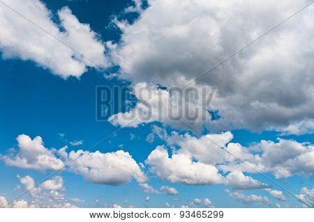 Summer Sun Clean Air