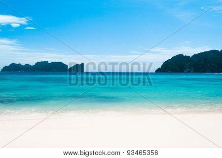 Lagoon Landscape Divine Coastline