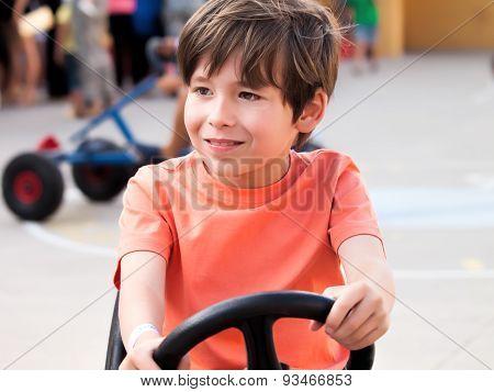 Pedal Cart
