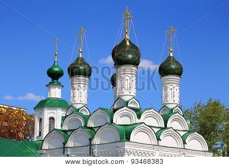 Temples Domes