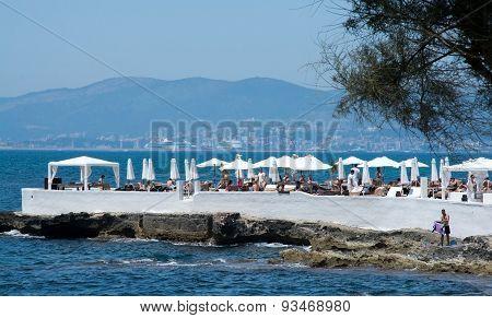 Puro beach popular exclusive beach club