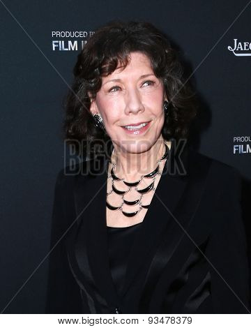 LOS ANGELES - JUN 10:  Lily Tomlin at the