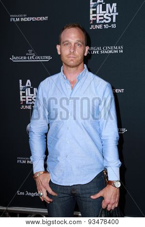 LOS ANGELES - JUN 10:  Ethan Embry at the