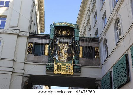 Astronomical Clock Vienna