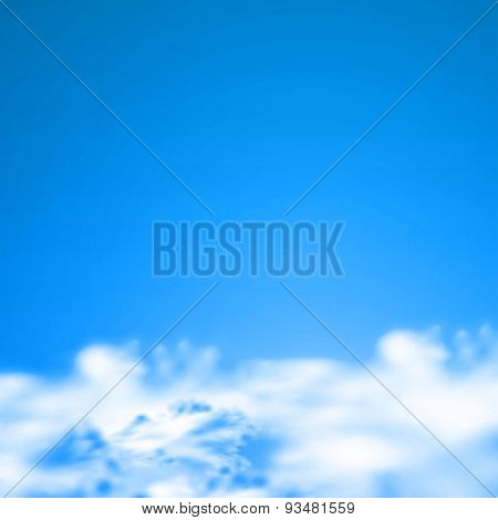 clouds background easy all editable