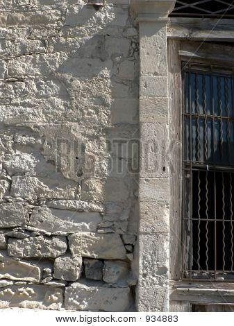 Porta abandonada