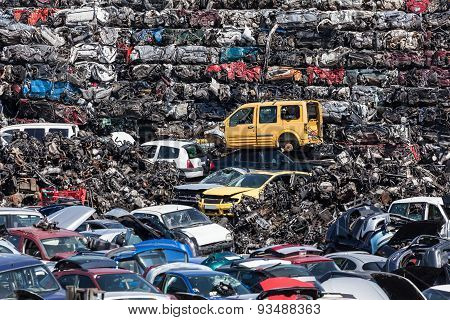 Car Recycling Facility
