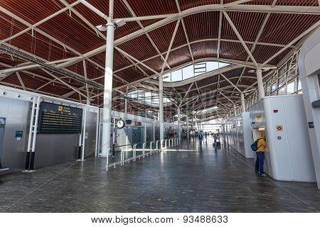 Zaragoza Airport