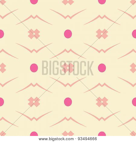 Light yellow seamless background