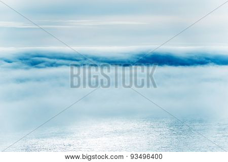 California Coastal Fog