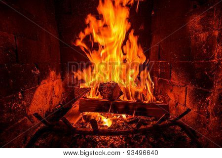 Fireplace Heat