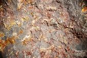 picture of homogeneous  - Stone background close up at high resolution - JPG