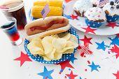 stock photo of patriot  - national holidays - JPG