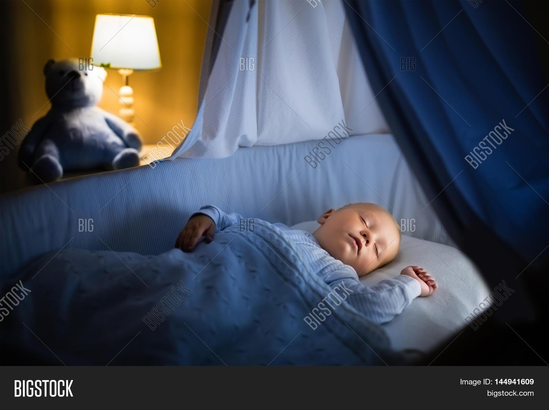 Child Sleeping At Night