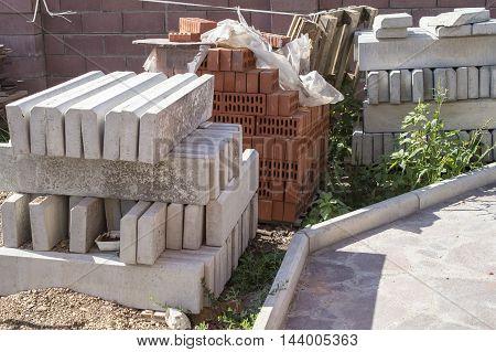Brick And Blocks