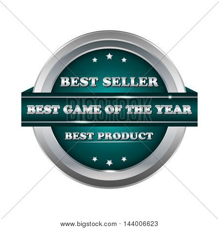 Best seller, Best game of the Year, Best product - icon