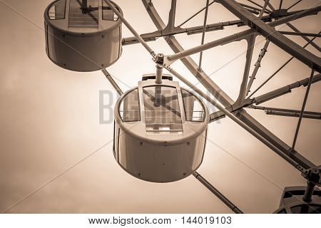 ferris wheel for Scenic ride in amusement park