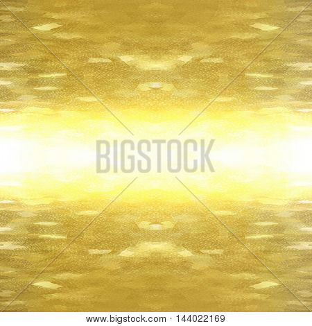 Gold glitter abstract festive background