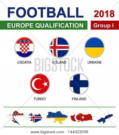 Football 2018, Europe Qualification, Group I