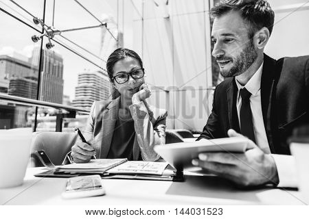 Analysis Brainstorming Business Teamwork Ideas Concept