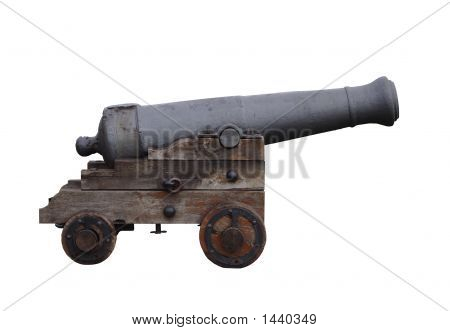Isolated Cannon