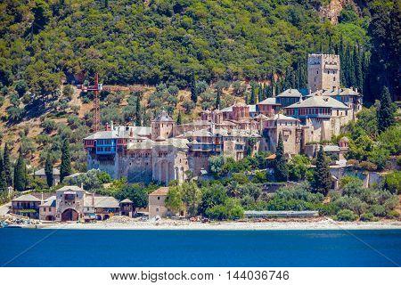 Dochiariou Monastery, Mount Athos