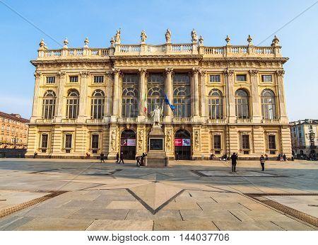 Palazzo Madama Turin (hdr)