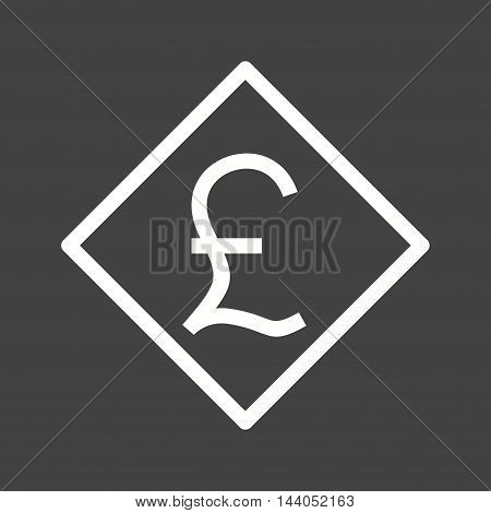 Tag, pound, symbol icon vector image.Can also be used for currency. Suitable for use on web apps, mobile apps and print media.