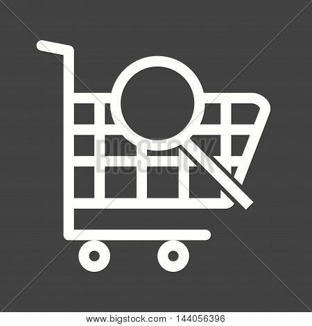 Research, market, business icon vector image. Can also be used for startup. Suitable for use on web apps, mobile apps and print media.