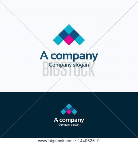A Plane Logo