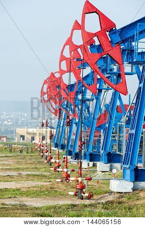 Oil And Gas Industry.