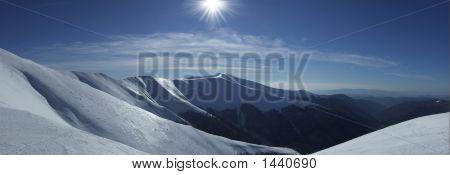 Shiny Mountains