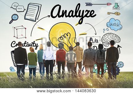 Analyze Assessment Concept