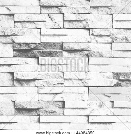 Abstract black and white sandstone wall texture pattern background with creative filtered color. High key stylish.