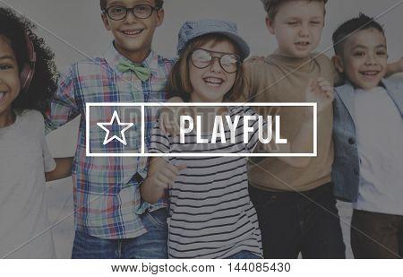 Outdoors Activity Play Fun Enjoyment Concept